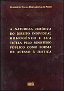A Natureza Juridica Direito Individual Homoge