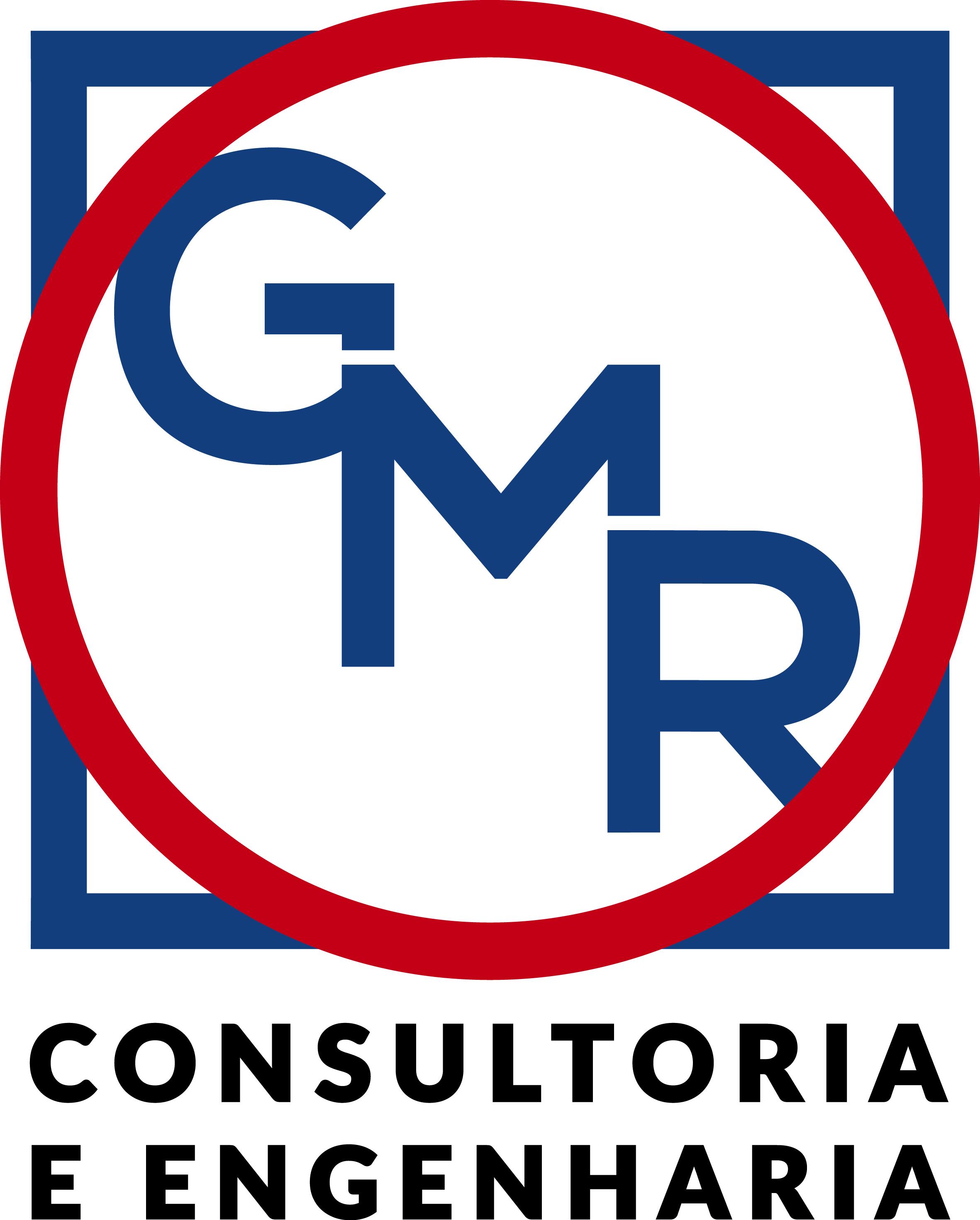 GMR Consultoria e Engenharia - Logo