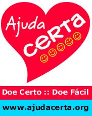 Primeira Logo original da Ajudacerta