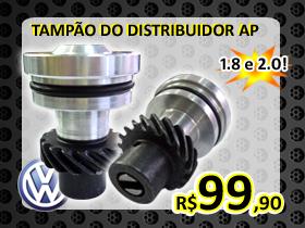 Tampão do Distribuidor VW AP 1.8 / 2.0 - FOLEGO TURBO