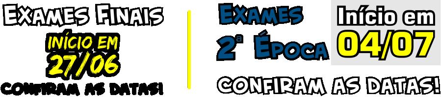 Banner Período de Exames